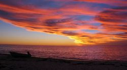 Another sunset, Warroora Station - Ningaloo Reef by Penny Murphy 